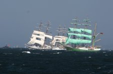 The Tall Ships Race skal give unge vind i håret